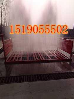 遼源建筑工地洗輪機有自動與手動操作兩種模式