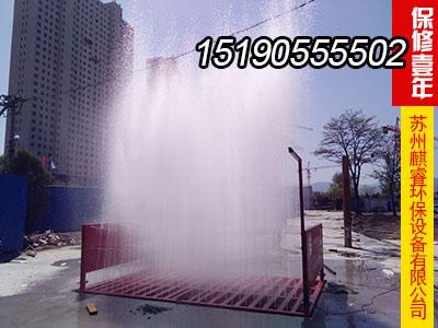 玉林工地用三轮汽油动力雾炮洒水车排泥机与冲洗设备分体式